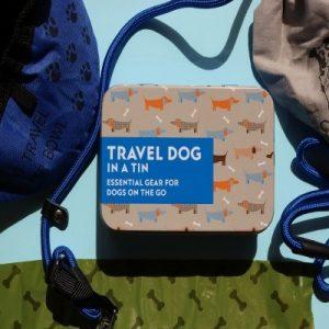 Travel Dog tin | Unusual Gifts