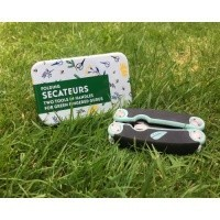 Secateurs in tin | Unusual Gifts