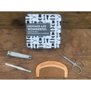 Beard grooming tin | Beard Kit | Gifts for Men