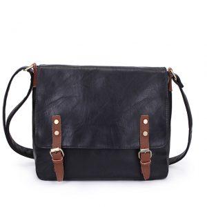 Black satchel