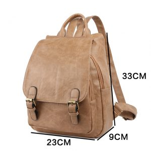 Buckle backpack dimensions