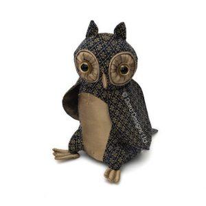 Luna Owl doorstop